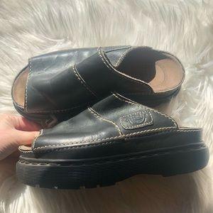 Dr. Martens vintage 90s chunky sandals sz 6
